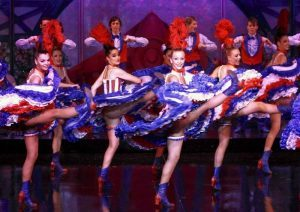 Casting danseurs pour un Concert