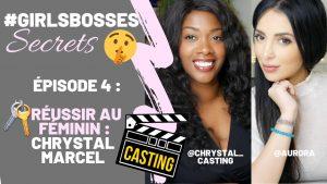 """INTERVIEW DE CHRISTEL MARCEL SUR LA CHAINE DE """"AURORA GIRL BOSS"""""""