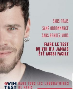 DIRECTION DE CASTING POUR LA CAMPAGNE PUBLICITAIRE DE PRÉVENTION DU VIH