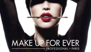 """Casting Modèle Maquillage pour la marque """"Make Up Forever"""""""